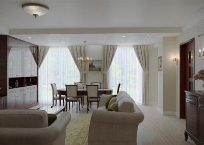Klasszikus lakás