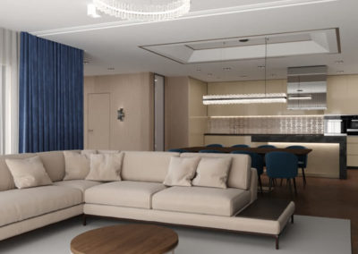 Luxus lakás
